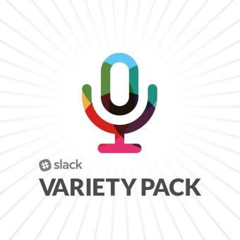 Slack Variety Pack podcast artwork
