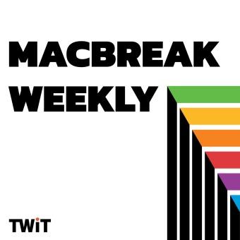 MacBreak Weekly (Audio) podcast artwork
