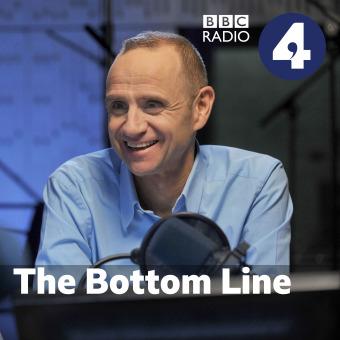 The Bottom Line podcast artwork