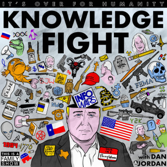 Knowledge Fight podcast artwork