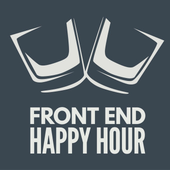Front End Happy Hour podcast artwork