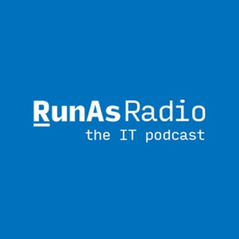 RunAs Radio podcast artwork