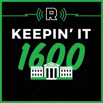Keepin' it 1600 podcast artwork