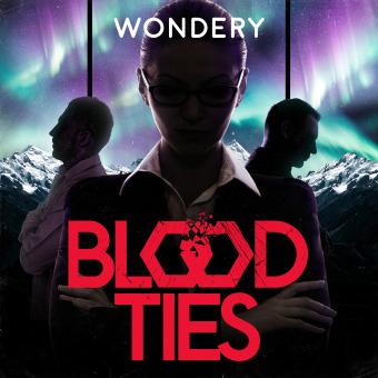Blood Ties podcast artwork
