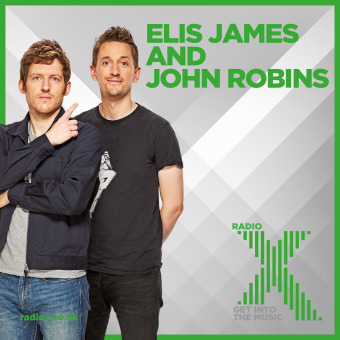 Elis James and John Robins on Radio X Podcast podcast artwork