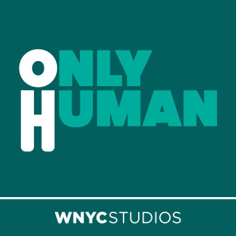 Only Human podcast artwork
