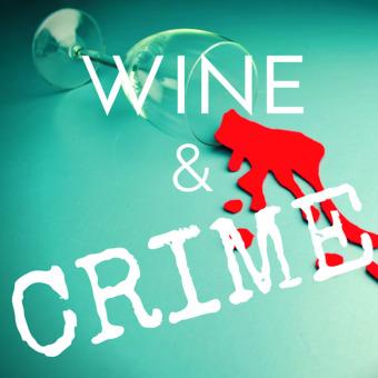 Wine & Crime podcast artwork
