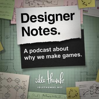 Designer Notes podcast artwork