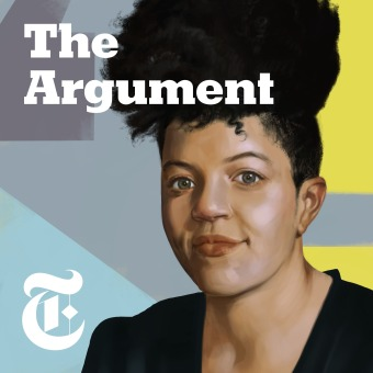 The Argument podcast artwork