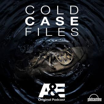 Cold Case Files podcast artwork