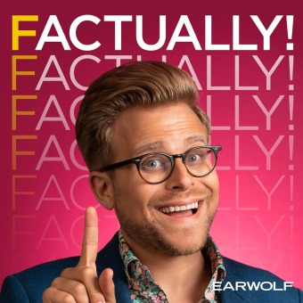 Factually! with Adam Conover podcast artwork