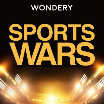 Sports Wars podcast artwork