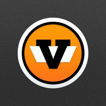 Vector podcast artwork