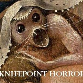 Knifepoint Horror podcast artwork