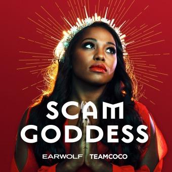 Scam Goddess podcast artwork