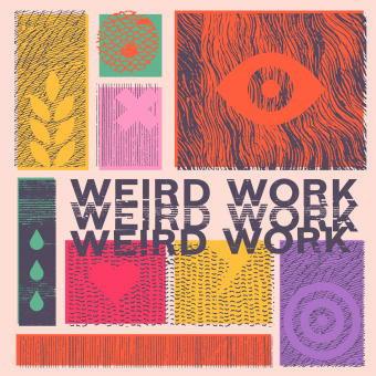 Weird Work podcast artwork