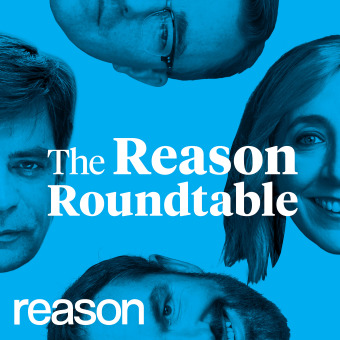 The Reason Roundtable podcast artwork