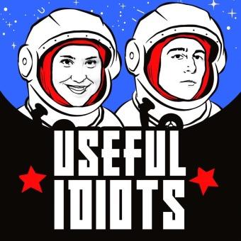 Useful Idiots with Matt Taibbi and Katie Halper podcast artwork