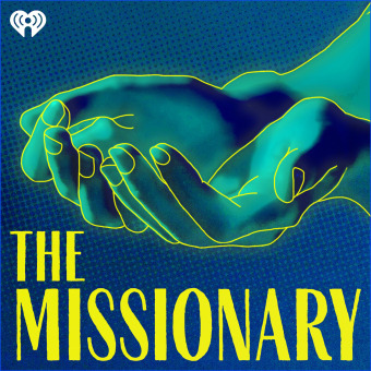 The Missionary podcast artwork