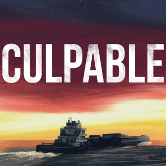 Culpable podcast artwork