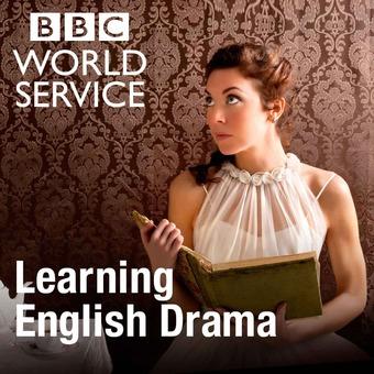BBC Learning English Drama podcast artwork