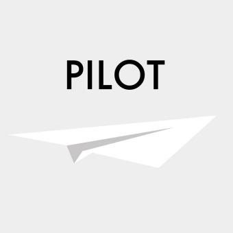 Pilot podcast artwork