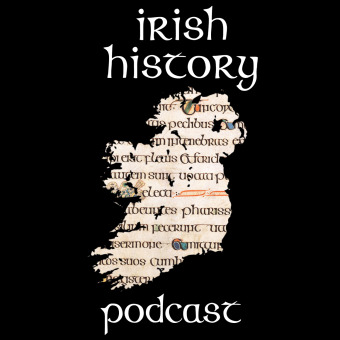 Irish History Podcast podcast artwork