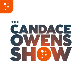 The Candace Owens Show podcast artwork