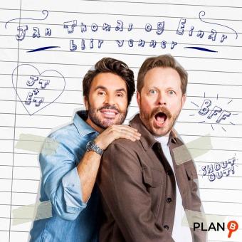 Jan Thomas og Einar blir venner podcast artwork