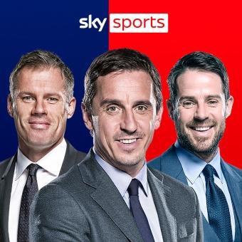 The Sky Sports Football Podcast podcast artwork