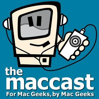 MacCast - For Mac Geeks, by Mac Geeks podcast artwork