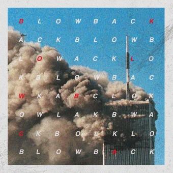 Blowback podcast artwork