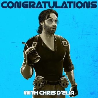 Congratulations with Chris D'Elia podcast artwork