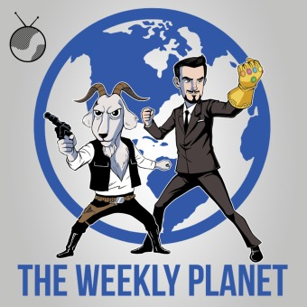 The Weekly Planet podcast artwork