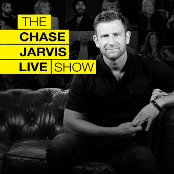 The Chase Jarvis LIVE Show podcast artwork
