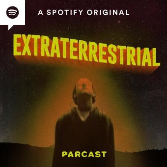 Extraterrestrial podcast artwork