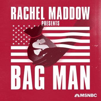 Bag Man podcast artwork