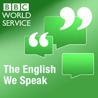 The English We Speak podcast artwork