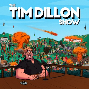 The Tim Dillon Show podcast artwork