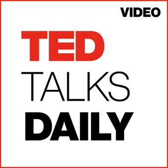 TED Talks Daily (SD video) podcast artwork