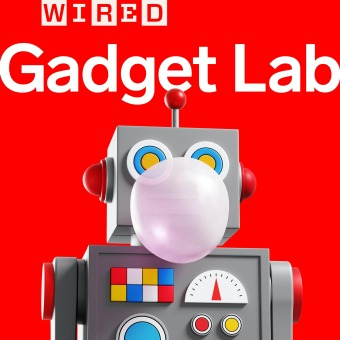 Gadget Lab: Weekly Tech News podcast artwork
