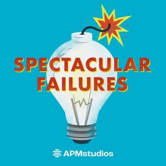 Spectacular Failures podcast artwork