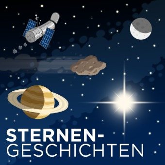 Sternengeschichten podcast artwork