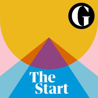The Start podcast artwork