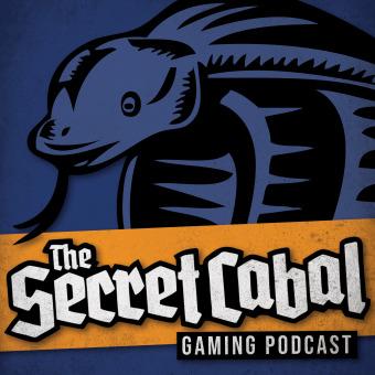 The Secret Cabal Gaming Podcast podcast artwork
