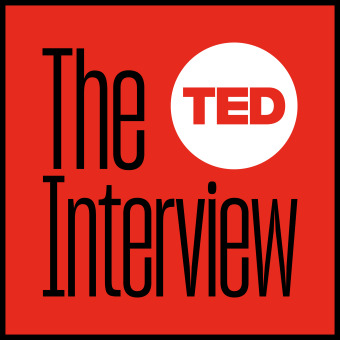 The TED Interview podcast artwork