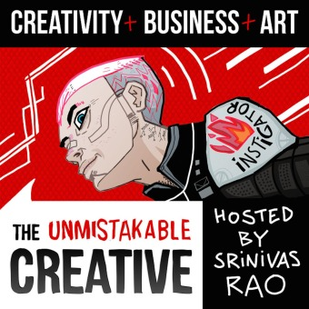 The Unmistakable Creative Podcast podcast artwork