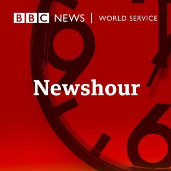 Newshour podcast artwork