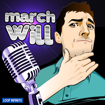 marchwill podcast artwork