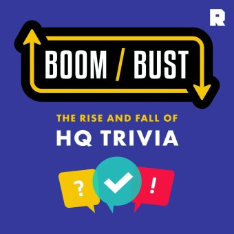 Boom/Bust: HQ Trivia podcast artwork